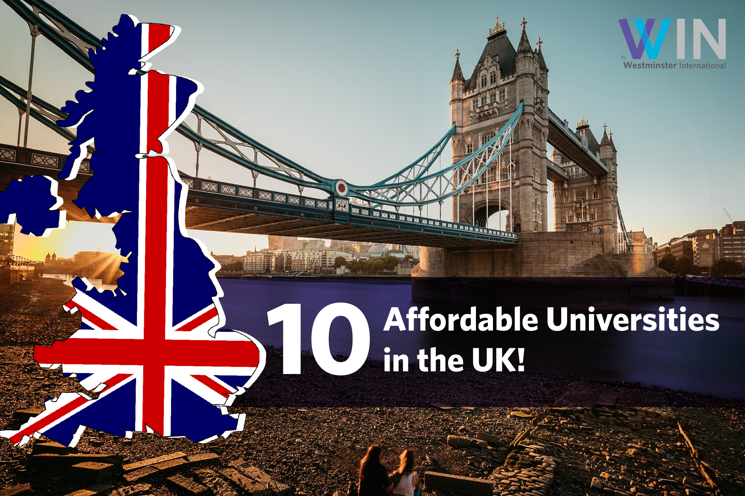 10 Affordable Universities in the UK!